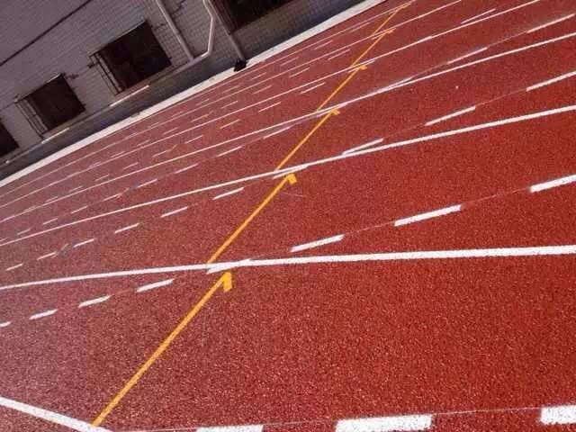 Outdoor jogging track all-weather used rubber track and field